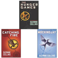 Suzanne Collins Hunger Games 3 Books Young Adults Fiction Collection Hardback