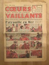 HERGE - TINTIN - COEURS VAILLANTS numéro 24 du 16 juin 1940 - BE