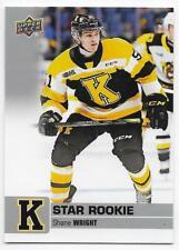 19/20 UPPER DECK CHL STAR SP/STAR ROOKIES SP Hockey (#301-400) U-Pick From List