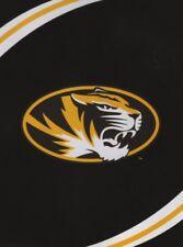 Missouri Tigers NCAA Force Series Raschel Plush 60x80 Twin Size Throw/Blanket