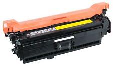 1x Toner für HP CF332A Color LaserJet Enterprise M650 M651 DN Yellow