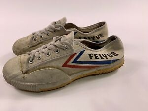Vintage 70s 80s Tiger Claw Feiyue Martial Arts Shoes # 44