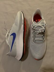 Nike Air Zoom Pegasus 37 Flyease Running Shoes Pure Platinum Size 10