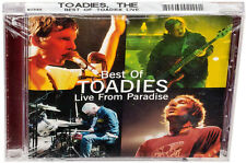 Toadies ⚫ Best of Toadies: Live from Paradise, Orpheus Music (CD)(2002)(Sealed)