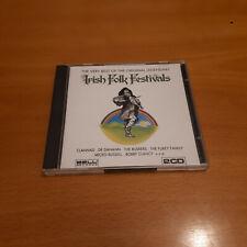 Various - The Very Best Of The Original Legendary Irish Folk Festivals - 2CD