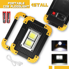 20W COB LED Floodlight Work Light Camping Security Outdoor Lamp Power Bank