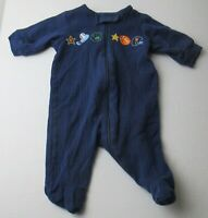 Infant Baby Boys Newborn Gerber Blue Sport Outfit