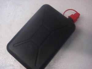 2 Litre Spare Fuel Petrol Can Small Neck Fuel Friend Lambretta Vespa