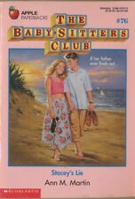 The Baby-Sitters Club #76: Stacey's Lie by Ann M. Martin (1994, Paperback): VG