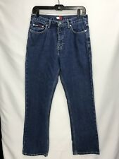 Womens Tommy Hilfiger Sz 9x30 High Waist Mom Jeans