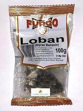 LOBAN - STYRAZ BENZOIN - STYRAX BENZOIN - LUBAN JAWI - CALMING - FUDCO - 100g