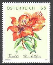 Österreich Treuebonusmarke 2016 - Feuerlilie