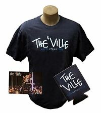 Keith Urban Official Fan Club T-Shirt (XL) Beer Koozie & Postcard The 'Ville