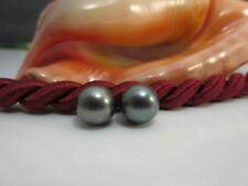 Perlen dunkel -lose, 2 Stück 11,0-11,0mm Modell 86