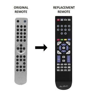 Cambridge Audio AZUR550A Remote Control Replacement with 2 free Batteries