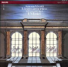 PHILIPS 412128 Digital VIVALDI 12 Concerti L'estro Armonico CARMIRELLI I MUSICI