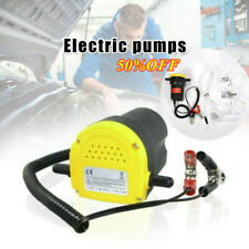 DC 12V Electric Oil Pump Quick Extract Oil Changer Pump