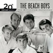 The Beach Boys - Millennium Collection: 20th Century Masters [New CD]