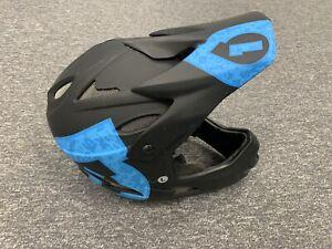 SixSixOne Full Face Helmet Comp Shifted