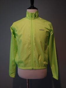 ***New Without Tags***Canari Lime Green Full Zip Lime Green Jacket Men's Small