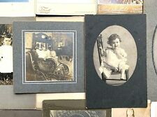 WHOLESALE LOT 30 BEAUTIFUL BABIES & Children KIDS Cabinet Card PHOTOS 1880- 1915