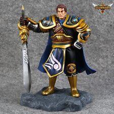 LOL League of Legends MightDemacia Garen Toy Figure Decoration Figurine Statue