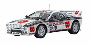 Kyosho 1/18 Lancia Rally 037 1983 Costa Smeralda # 16 Clear coat finish Tracking