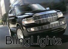 2007-2011 Lincoln Navigator Xenon Fog Lamps Lights 08