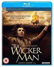 The Wicker Man [Blu-ray] [2017] [DVD][Region 2]