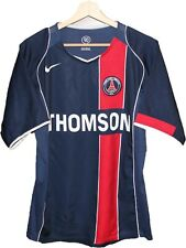2003 PSG Paris Saint-Germain Football SHIRT Jersey Tricot size S NIKE France