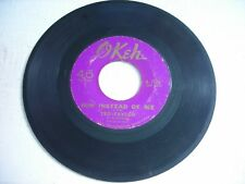 Ted Taylor Him Instead of Me / You Give Me Nothing to go on 1963 45rpm
