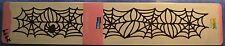 QuicKutz Die Spider Web 12 inch Border Die  Cookie Cutter  Emboss