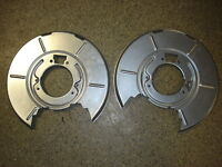 BMW  E36  E46  Rear Brake Disc Back Protection Plate LEFT and RIGHT side NEW