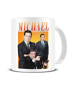 Michael Scott Homage Mug The Office Funny Ceramic Coffee Mug Cup Gift His Her
