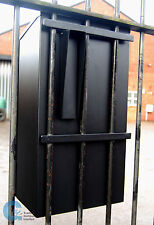 Gate/Railings Rear Retrieval Large Capacity Vertical Slot Post Mail letter Box