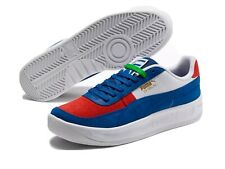 *NEW* Puma GV Special Primary Shoe Blue/White/Red 372303-01, Mens Size 11.5