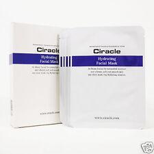 Ciracle Hydrating Facial Mask 21g x 5 Sheets Moisturising Soothing Treating