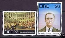 Ireland 1982 Gratton's Parliament SG 528/9 MNH
