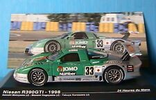 NISSAN R390 GTI #33 24 HEURES MANS 1998 MOTYAMA KAGEYAM