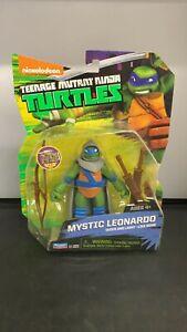 Nickelodeon TMNT Mystic Leonardo Quick and Light - Like Wind Figure NIP