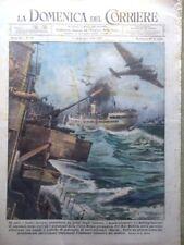 La Domenica del Corriere 17 Settembre 1944 WW2 Baltico Alleati Balilla Prussiani
