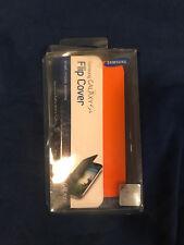 New Genuine Samsung Galaxy S4   Flip Cover OEM Case Orange