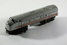 More details for lone star locos silver hard to find train c12