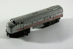 LONE STAR LOCOS Silver Hard to Find Train C12