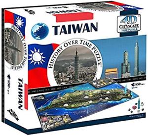4d Cityscape Taiwan 850PCE