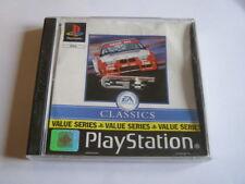 jeu PS1 playstation 1 sports car gt