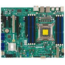 Supermicro X9SRA Server Motherboard - Intel C602 Chipset - Socket R LGA-2011 -
