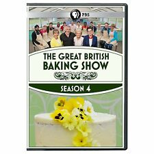 The Great British Baking Show: Cooking TV Series Complete Season 4 Box / DVD Set