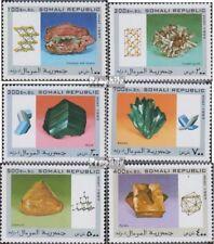 Somali Republic 1997MA-1997 postfrisch 1997 Mineralien