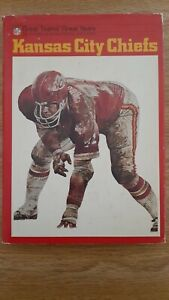 KANSAS CITY CHIEFS 1974 NFL GREAT TEAMS GREAT YEARS BOOK - FIRST PRINTING